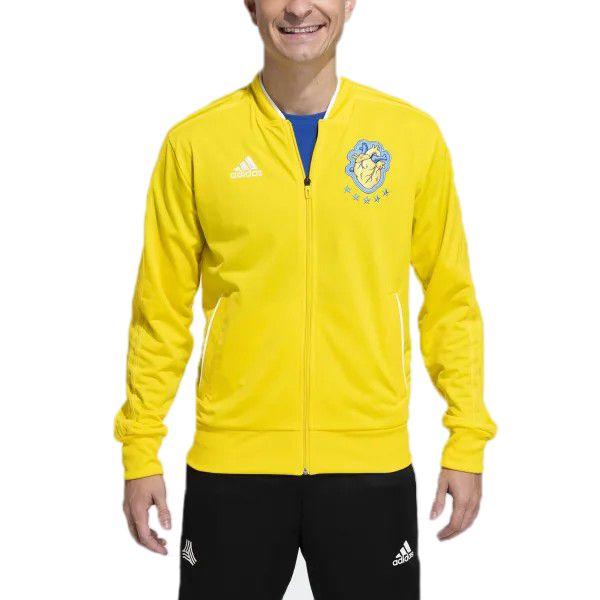 Jaqueta adidas futebol Ed Especial Blusa  Com Zíper Cm6257