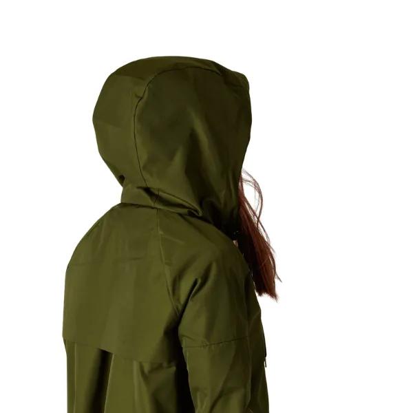 Jaqueta feminina Nike Lab blusa dupla face com capuz 824090