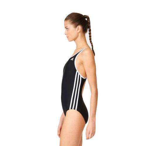 Maiô body Adidas 3s infinitex natação s22895