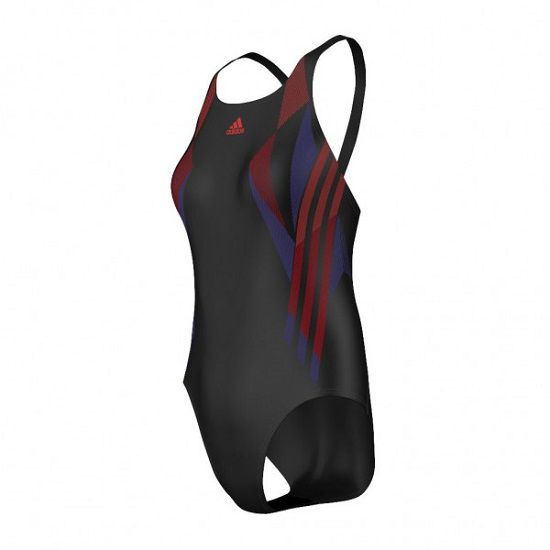 b62a3d4ba Maiô Body Adidas Natação Moda Praia Hidroginástica G81429 ADIDAS