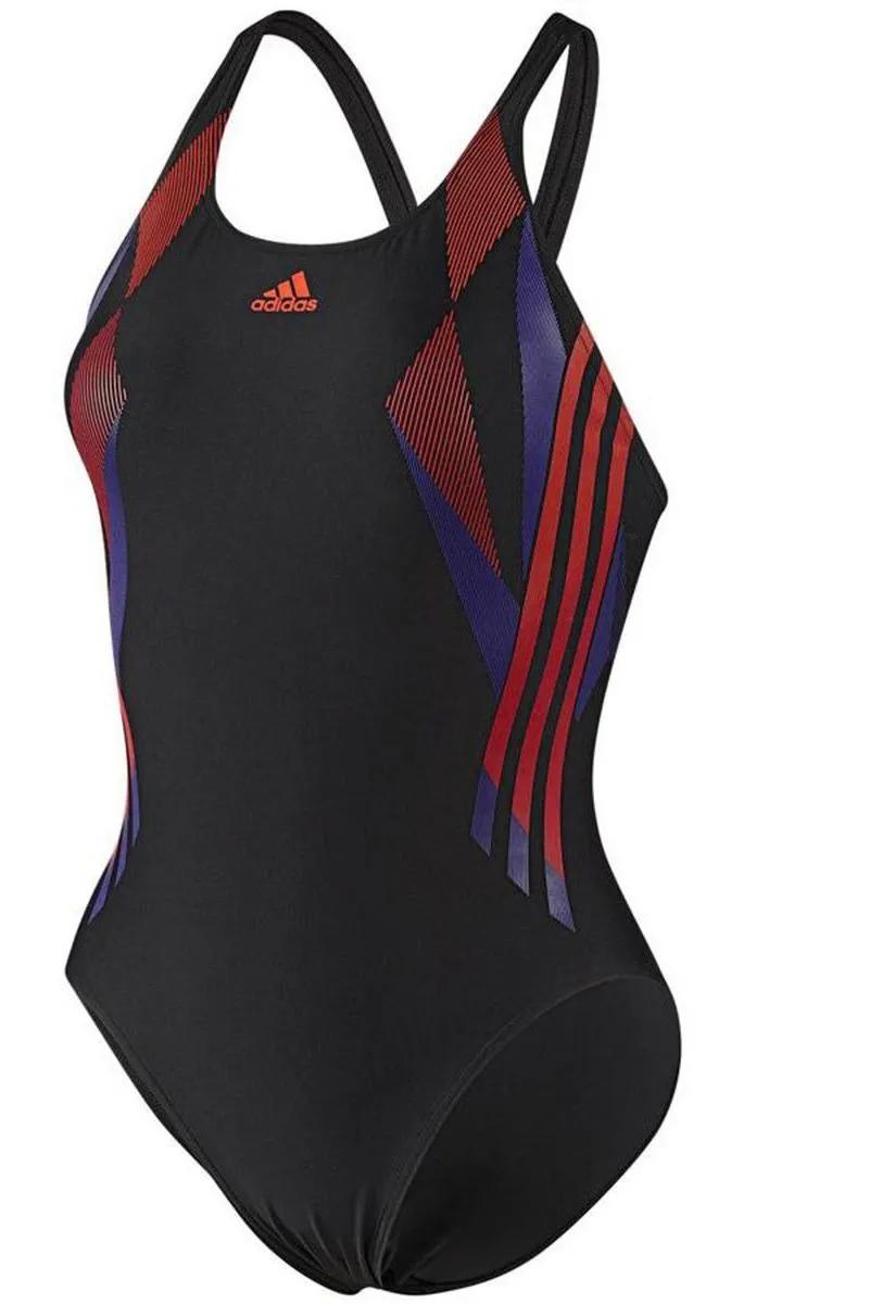 Maiô Body Adidas Natação Moda Praia Hidroginástica G81429