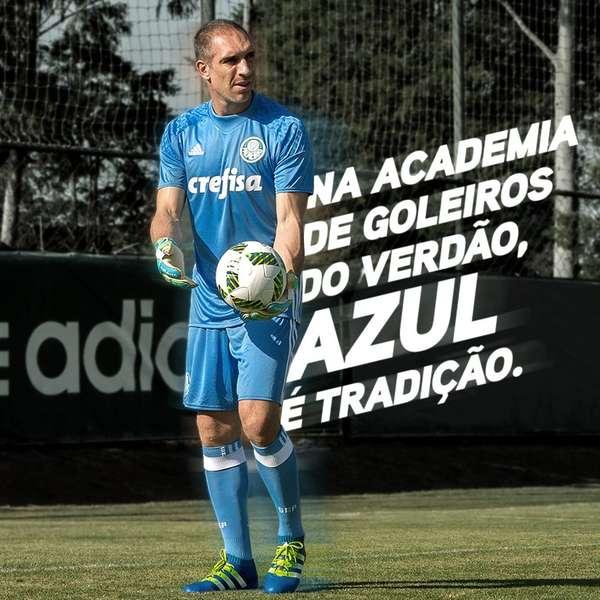 Meião Futebol Palmeiras adidas Azul Tam 40 A 42 Ed Especial