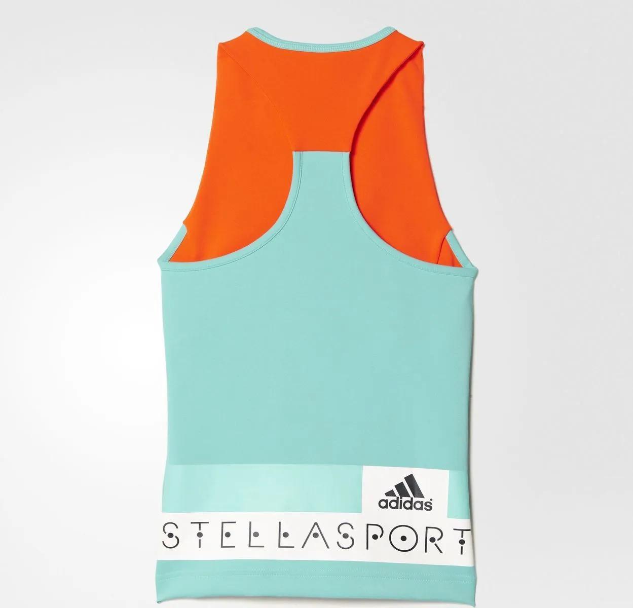 Regata adidas Stellasport Com Top Embutido Tênis FITNESS E CASUAL