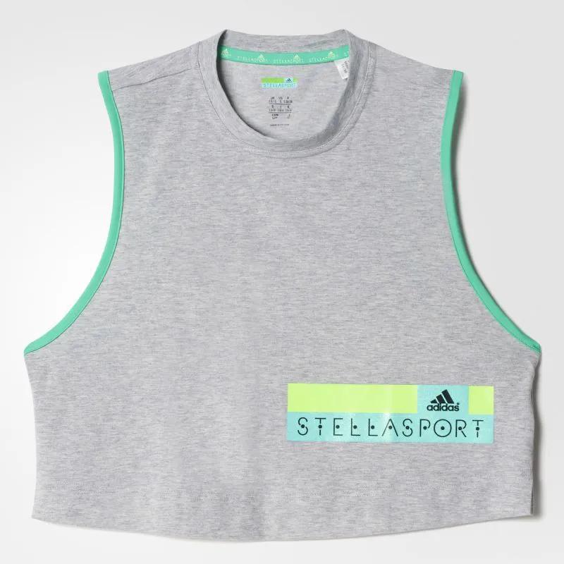 Regata Cropped adidas Stella Mccartney Stellasport CASUAL
