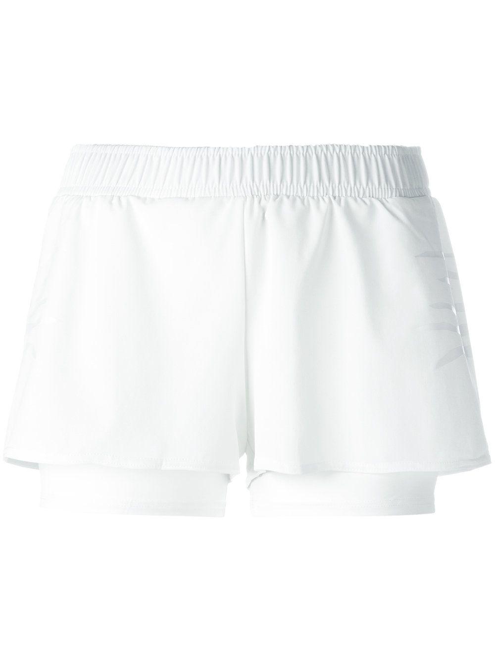 Shorts 2 Em 1 adidas Stella Mccartney Running Fitness Festas