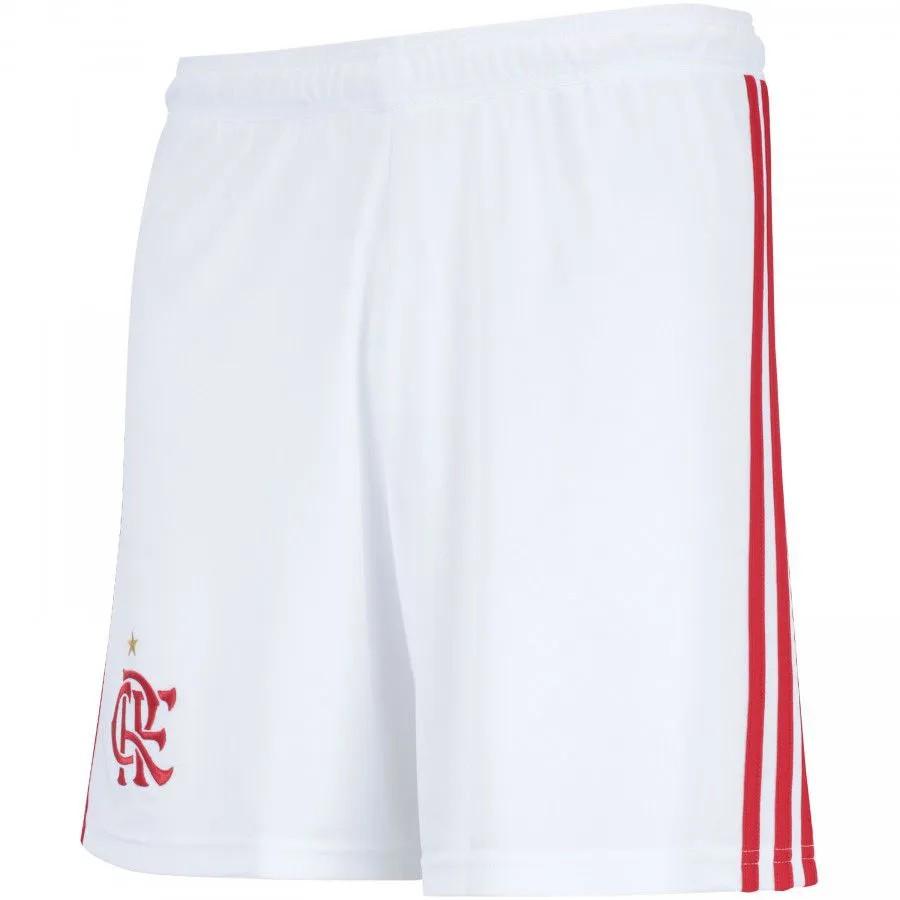 Shorts Adidas Flamengo calção De Futebol Mengão Ai7778