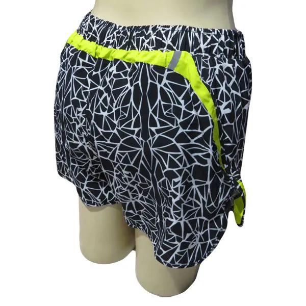Shorts Feminino Asics W3 Split Crossfit Academia Corrida De Rua