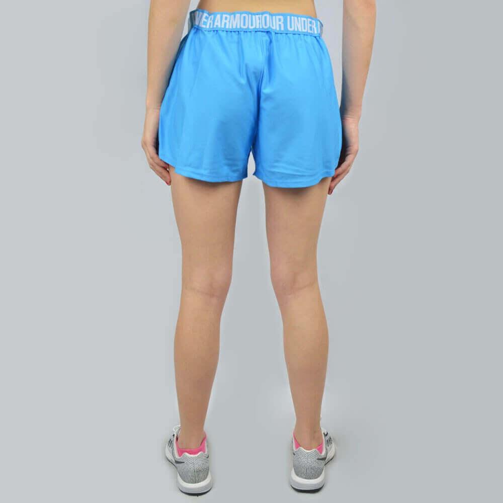Shorts Feminino Under Armour Para Corrida E Academia 1264264