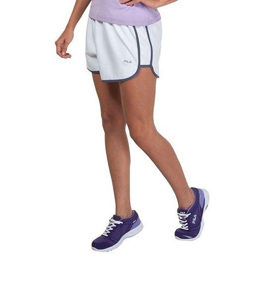 Shorts Fila Feminino Basic Run Corrida De Rua E Academia