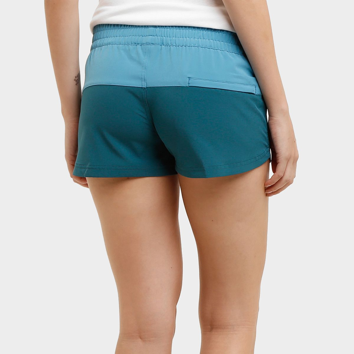 Shorts Nike Modern Mix Top Listras Running Fitness Casual