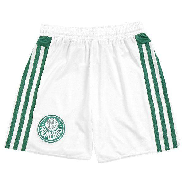 Shorts Palmeiras adidas Calção De Futebol S12696
