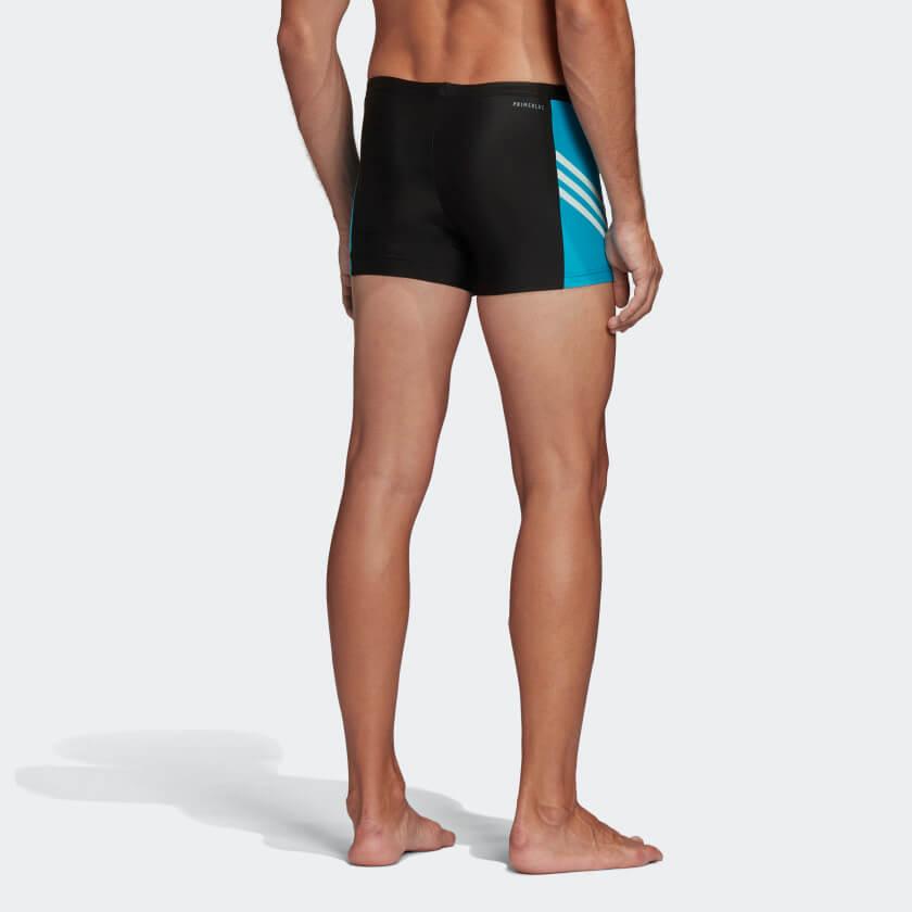 Sunga boxer Adidas Fitness Natação Training FJ4744