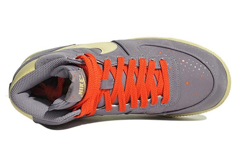 Tênis cano alto Nike Terminator High Basic Feminino Vintage tam 36