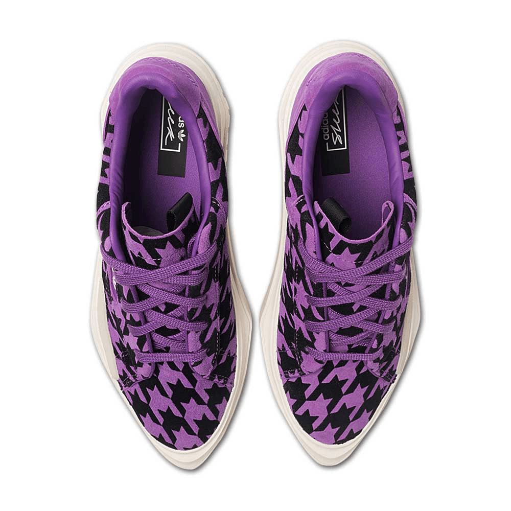 Tênis feminino Adidas Originals Hypersleek roxo