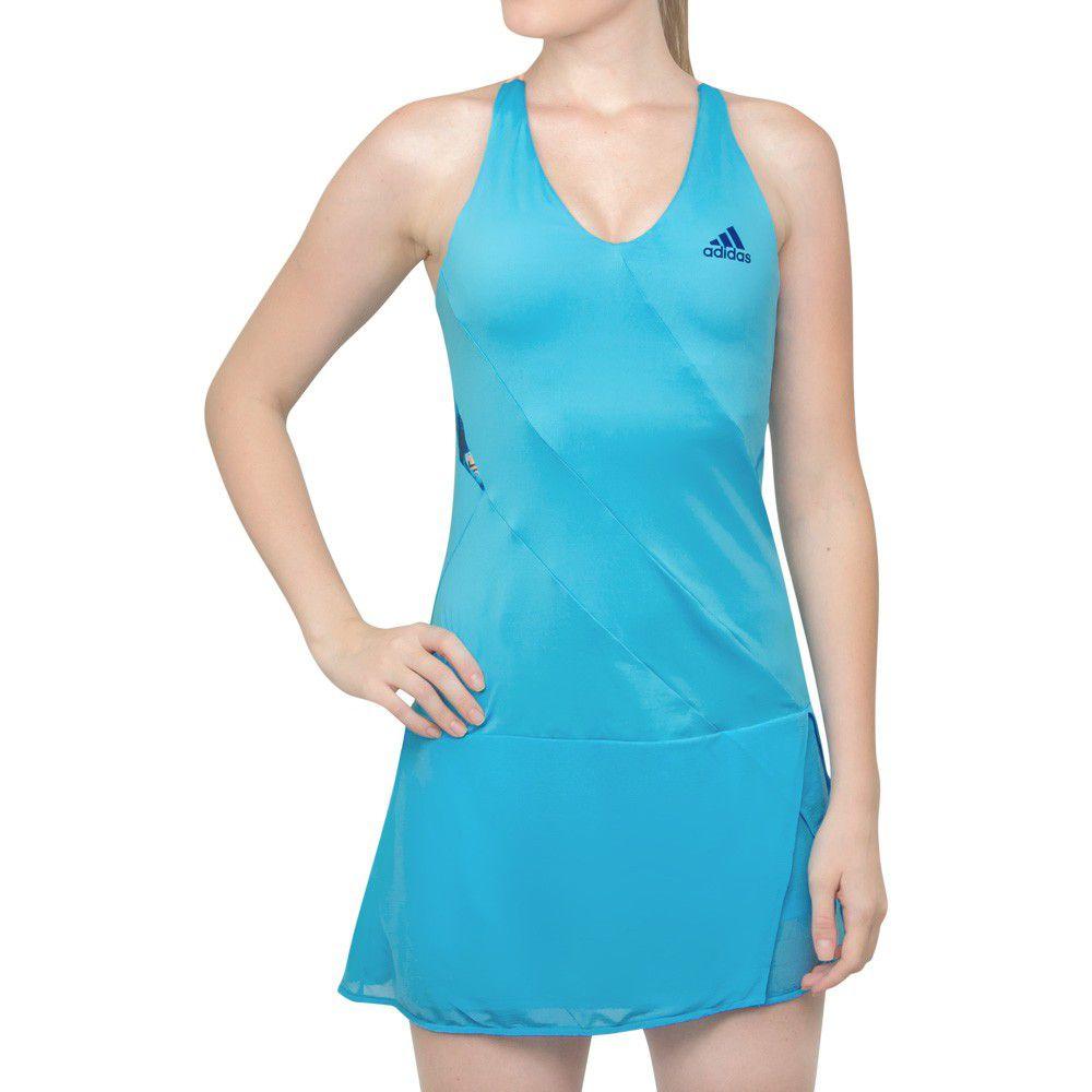 Vestido adidas Com Top Embutido E Shorts Para Tenis Running
