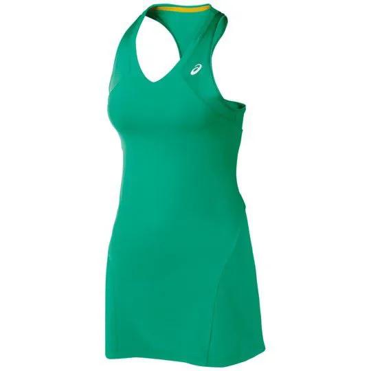 Vestido Asics W Tennis Com Shorts Para Tenistas E Corredoras