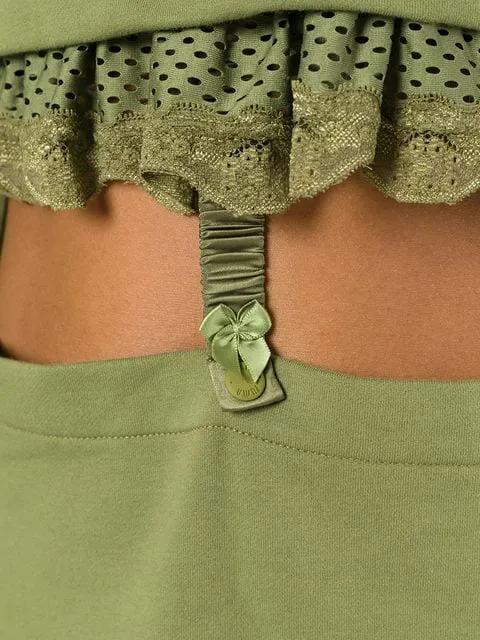 Vestido Puma By Rihanna Linha Fenty 3 Em 1 Saia E Cropped