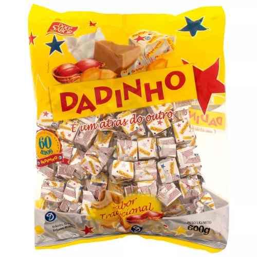 Bala Dadinho 600g - Dizioli