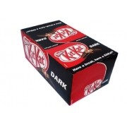 Chocolate Kit Kat Dark Meio Amargo C/24un - Nestlé