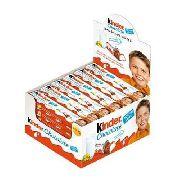 Chocolate Kinder Ao Leite C/24un 12,5gr - Ferrero