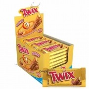 Chocolate Twix Duplo 45gr C/18un - Mars