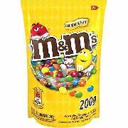 Chocolate Confeito M&ms Amendoim 200g - Mars