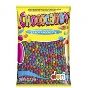 Chocolate Confeito Chococandy Sortido 500gr - Dori