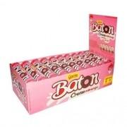 Chocolate Baton Creme De Morango 16gr C/30un - Garoto