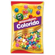 Amendoim Confeitado Colorido 500g - Kuky