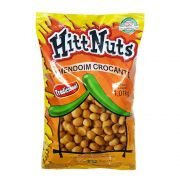 Amendoim Crocante Natural 1,01Kg - Hitt nuts