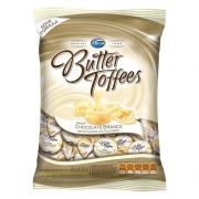 Bala Butter Toffees Chocolate Branco 600g - Arcor