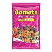 Bala de Goma Gomets 1kg - Dori