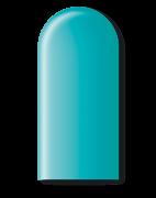 Balão São Roque Canudo 260 C/50un Azul Oceano