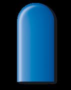 Balão São Roque Canudo 260 C/50un Azul Turquesa