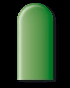 Balão São Roque Canudo 260 C/50un Verde Folha