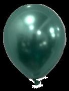 Balão São Roque Metalizado N°5 C/25un Verde