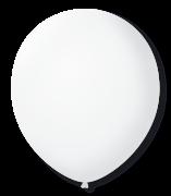 Balão São Roque Redondo N°11 C/50un Cristal