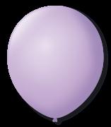 Balão São Roque Redondo N°11 C/50un Lilas Baby