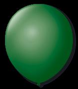 Balão São Roque N°5 Redondo C/50un Verde Folha