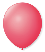 Balão São Roque N°7 C/50un Rosa Pink