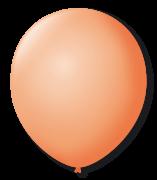 Balão São Roque N°9 C/50un Salmão