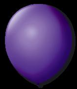 Balão São Roque Redondo N°8 C/50un Roxo Uva