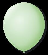 Balão São Roque Redondo N°8 C/50un Verde Hortelã