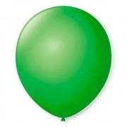 Balão São Roque Redondo N°8 C/50un Verde Maçã