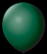 Balão São Roque Redondo N°8 C/50un Verde Musgo