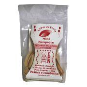 Barquete Mini Frita Para Rechear C/40un - Fpk