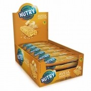 Barra De Cereais Nutry Aveia, Banana e Mel 22gr C/24 - Nutrimental