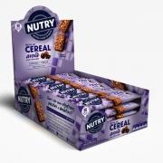 Barra De Cereais Nutry Avelã Com Chocolate 22gr C/24 - Nutrimental