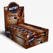 Barra De Cereais Nutry Bolo De Chocolate 22gr C/24 - Nutrimental