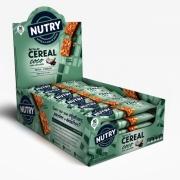 Barra De Cereais Nutry Coco Com Chocolate 22gr C/24 - Nutrimental
